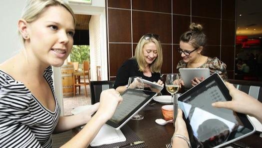 Restaurant WiFi mobile